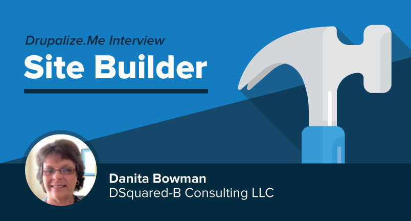 Meet Danita, Site Builder