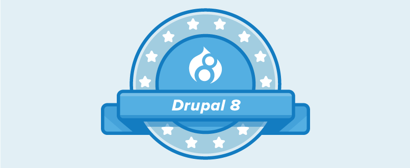 It's a Drupal 8 Blog Post from Drupalize.Me