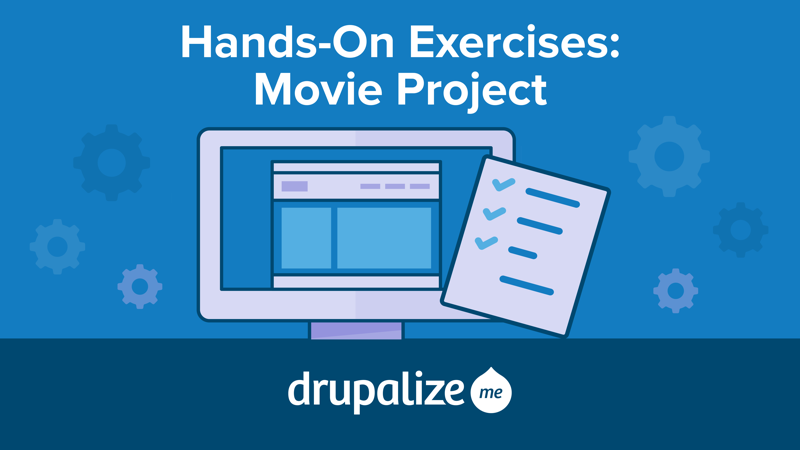 Hands-on Exercises: Movie Project