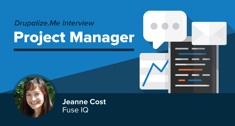 Meet Project Manager Jeanne Cost