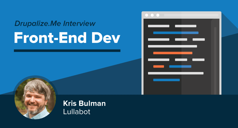Meet Front-End Developer Kris Bulman