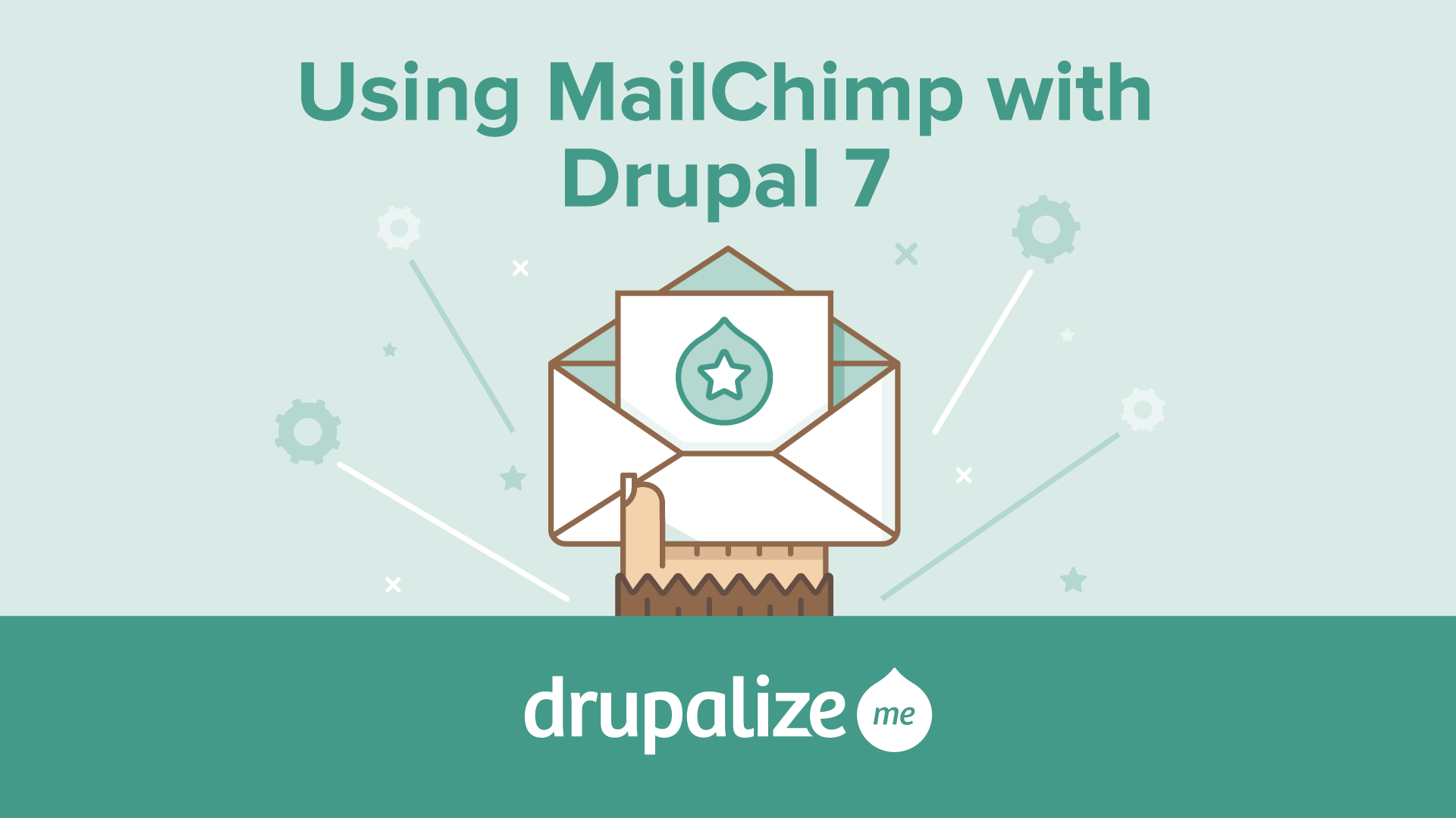Using MailChimp with Drupal 7