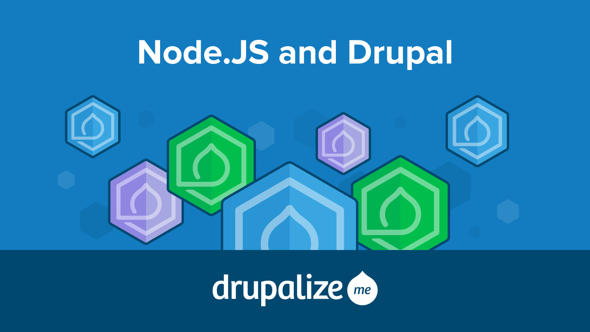 Node.js and Drupal