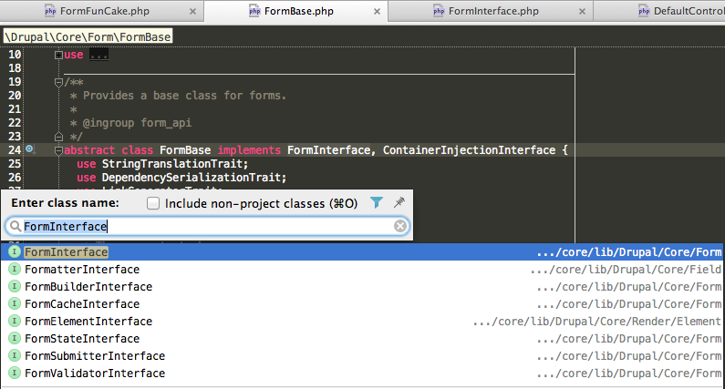 Changes in the Form API in Drupal 8 | Drupalize.Me