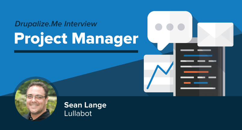 Meet Project Manager Sean Lange