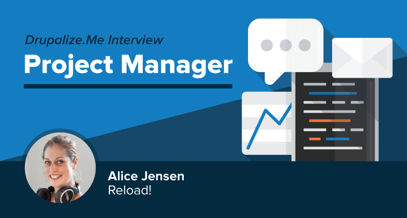 Meet Project Manager Alice Jensen