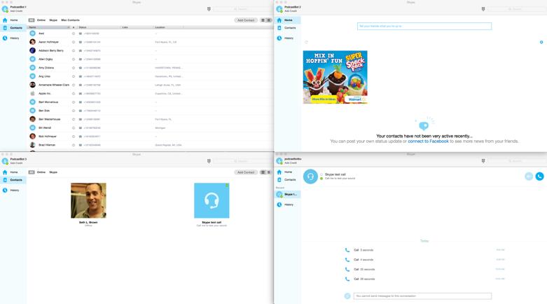 Skype-O-Saurus