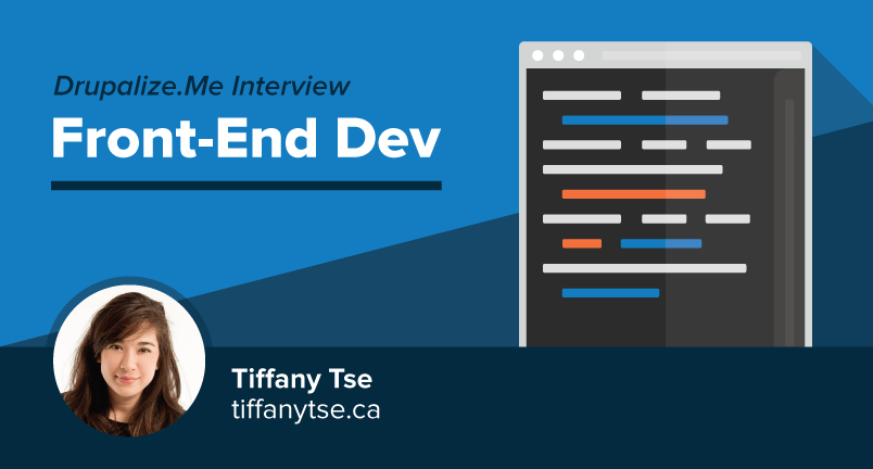 Meet Front-End Developer Tiffany Tse