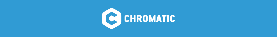 Chromatic logo