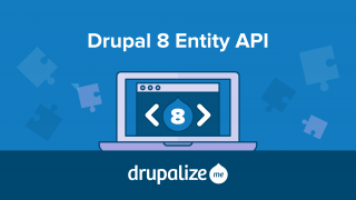 What's New in Drupal 8: Entity Field API | Drupalize Me