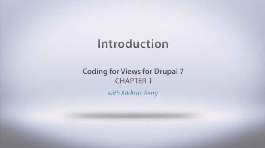 Introduction to coding for views drupalize maxwellsz