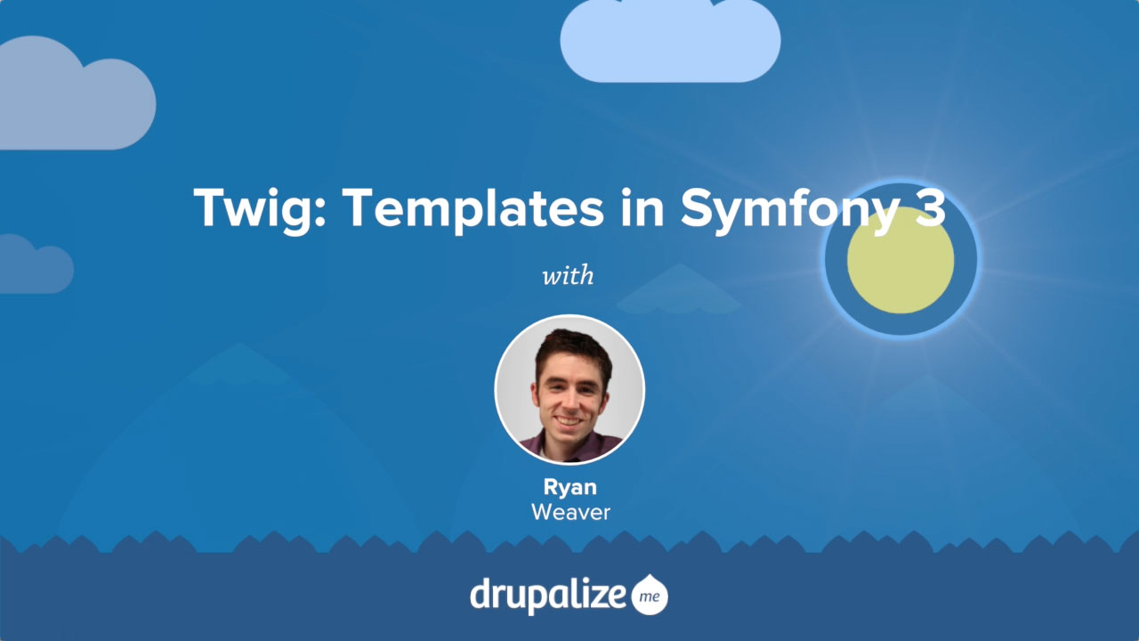 Twig templates in symfony 3 drupalize me for Twig template variables